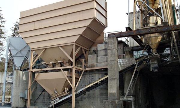 Tanks, Silos & Hoppers - Metal Fabrication Engineers